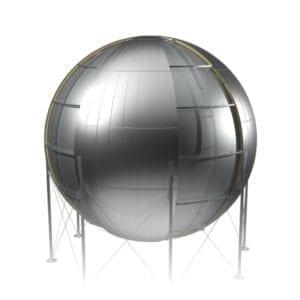 Защитные оболочки на сферы для теплоизоляции