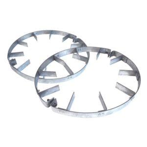 Опорное кольцо для теплоизоляции трубопровода