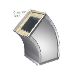 Защитная оболочка для вентиляций Отвод 17
