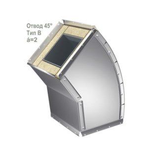Защитная оболочка для вентиляций Отвод 15