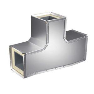 Защитная оболочка для вентиляций Тройник 13