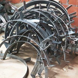 Опорные кольца для трубопроводов