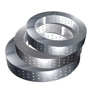 Лента перфорированная нержавеющая сталь