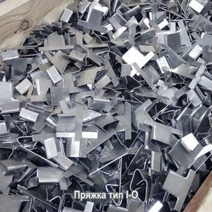 Пряжка бандажная ТУ 36.16.22-64-92