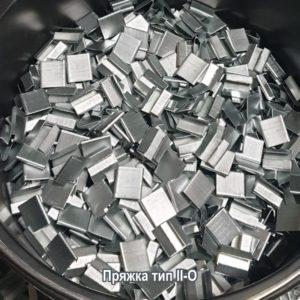 Пряжка для металлического бандажа