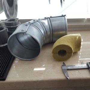 отводы для теплоизоляции