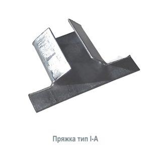 Пряжка бандажная I-A